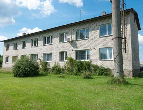 Korter – Alajaamamaja 3, Hürova küla, Rõuge vald