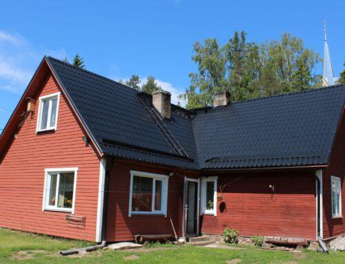 Maja – Aasa, Hargla küla, Valga vald, Valgamaa