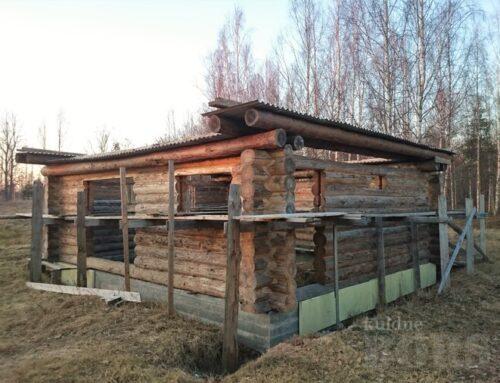 Palkmaja kehand – Kalliküla, Valga vald, Valgamaa