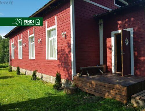 Maja – Karu, Väheru, Valga vald, Valgamaa