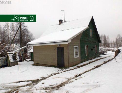 Maja – Kullamäe, Koikküla, Valga vald, Valgamaa