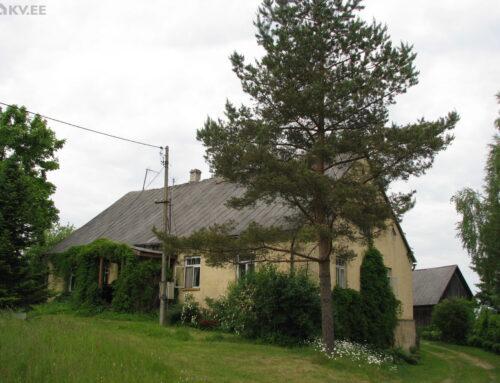 Maja (osa majast) – Tamme, Hürova, Rõuge vald, Võrumaa