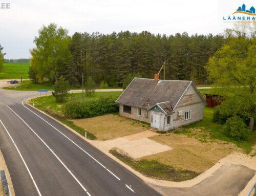 Maja – Hargla sidejaoskond, Hargla küla, Valga vald, Valgamaa.